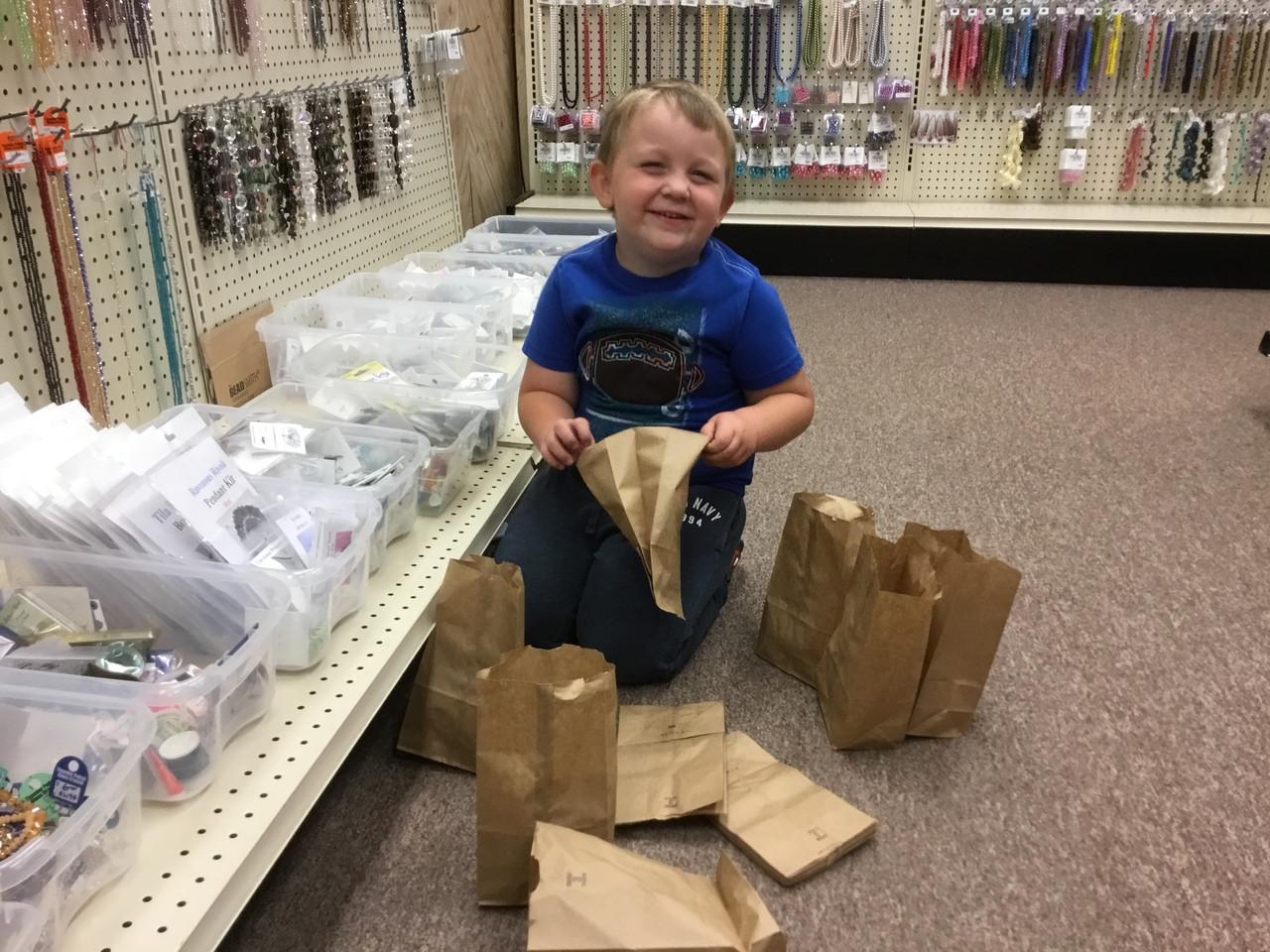 Grayson Grab Bag