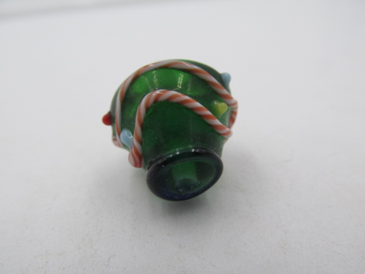 25x10mm Glass Christmas Tree