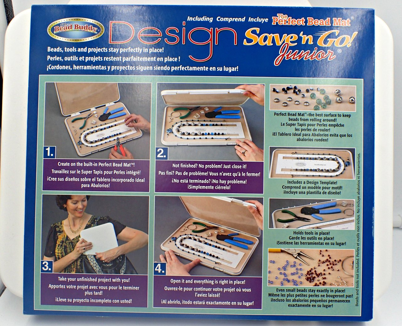 Save and Go Junior Bead Board