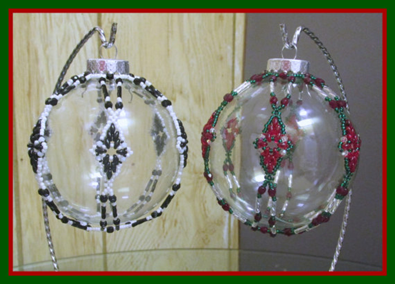 Eastern Star Ornament INSTANT DOWNLOAD Tutorial