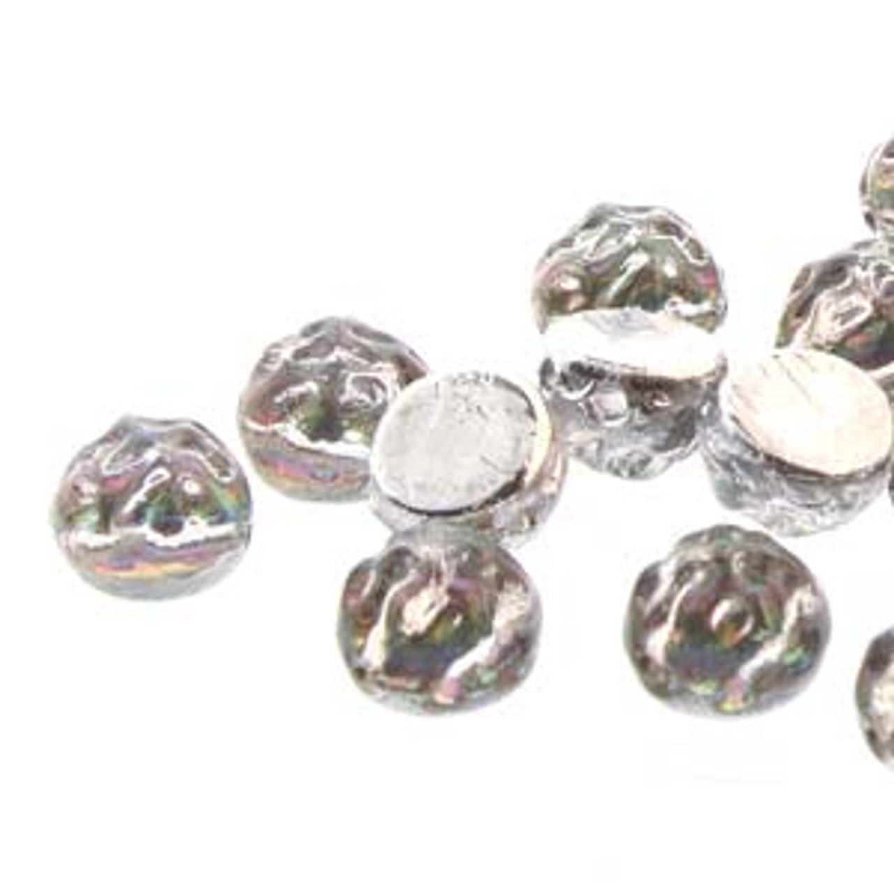 7mm Backlit Spectrum Two Hole Cabochon (20pk) CCB0700030-29436