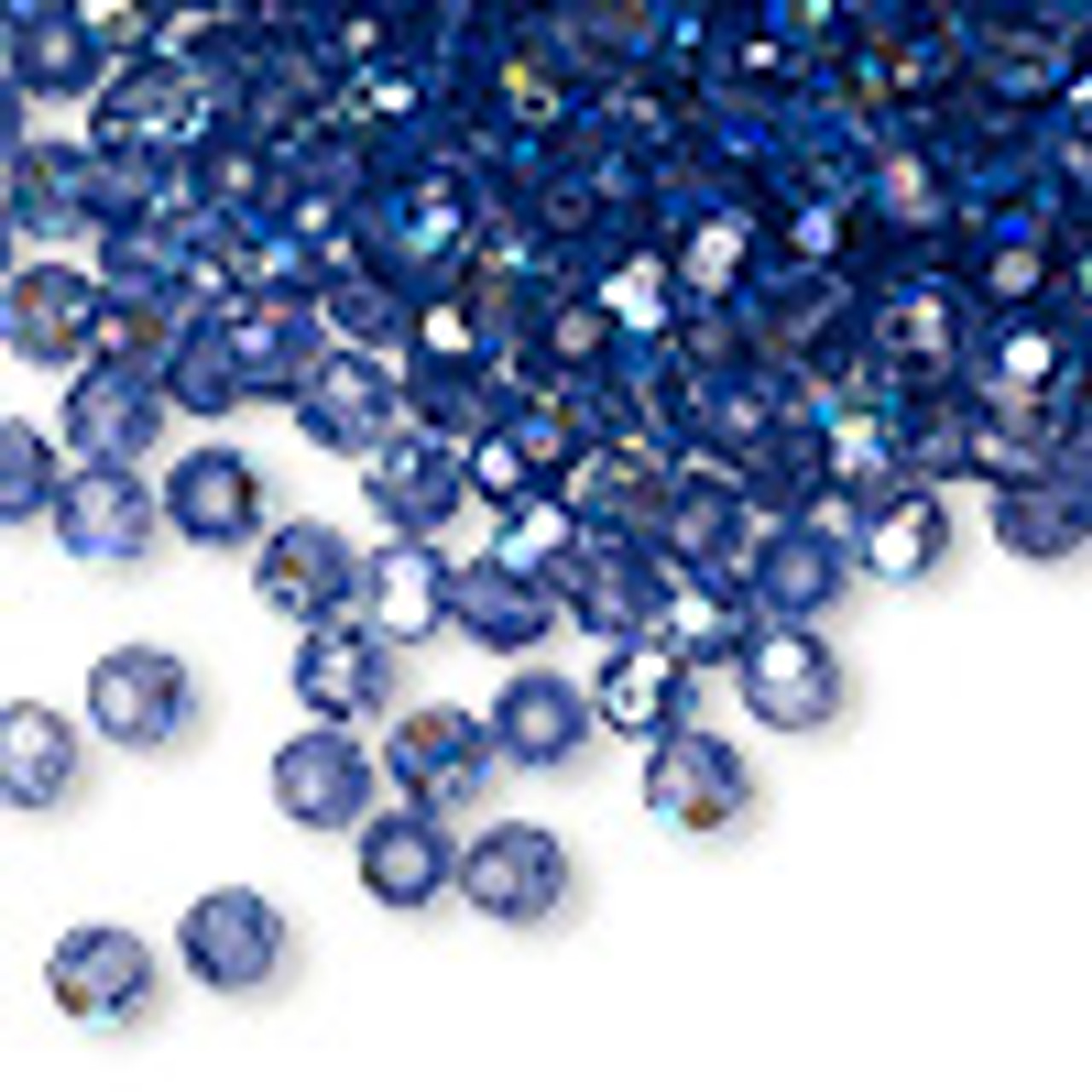 4mm Tanzanite AB Preciosa Round Crystals (12pk)