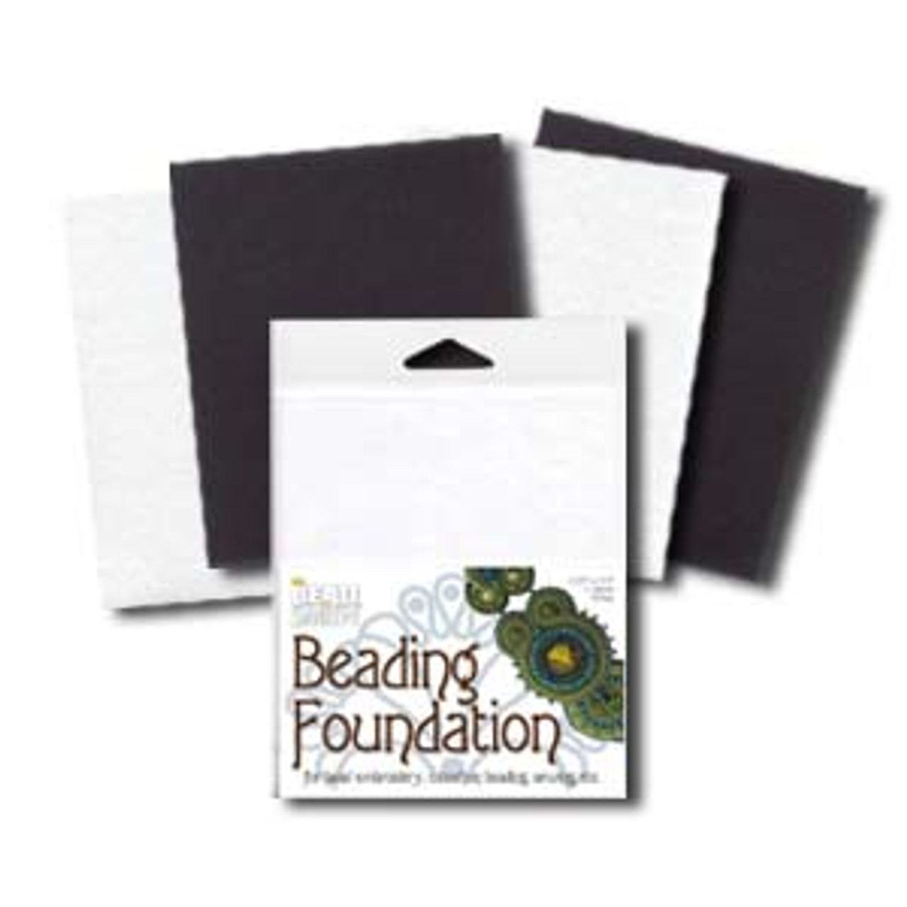 4.25x5.5 Assorted Package of Beading Foundation