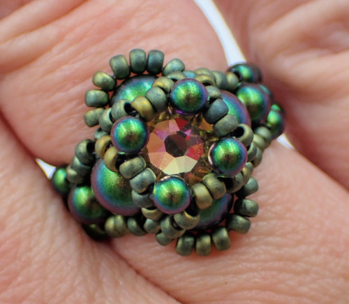 Interstellar Ring Kit - Green Color Combo