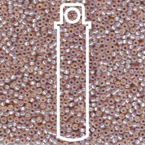 11/0 Smokey Light Rose Miyuki Seed Beads (22 Grams) 11-9579