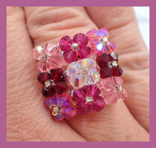 Pillow Top Ring INSTANT DOWNLOAD Pattern