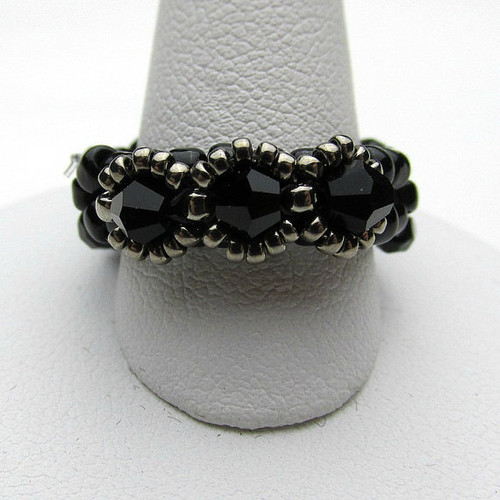 On the Rocks Ring PRINTED Tutorial - Mailed to your home