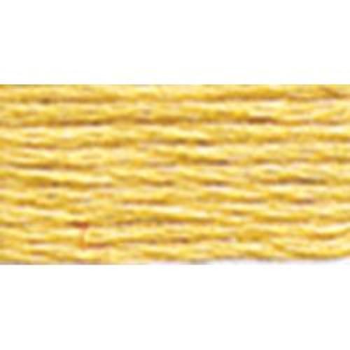 Light Old Gold #8 DMC Pearl Cotton Cord - 87yd spool (#676)