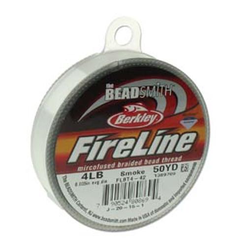 4lb Smoke Fire Line - 50yds