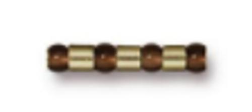 2x2mm Oxidized Brass Crimp Tubes (50pk)