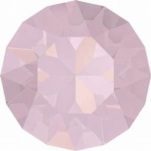 6pk SS34 Rose Opal Flat Back Crystal