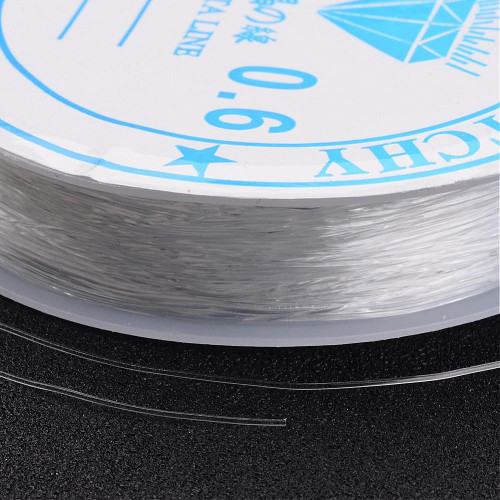 0.6mm Stretch Cord 10 Meter Roll