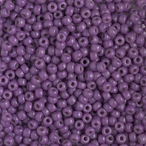 8/0 Duracoat Dyed Opaque Anemone Miyuki Seed Beads (8 Grams) 8-4490