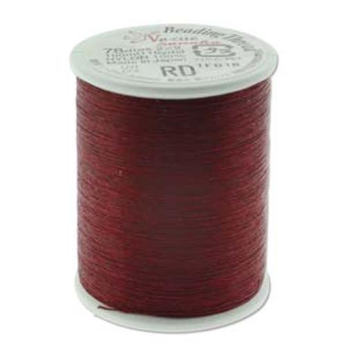 Red NoZue Sonoko Beading Thread