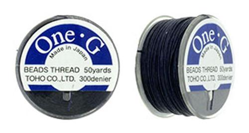 Navy One G Thread 50yd Spool