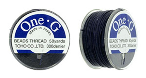 Navy One G Thread 50yd Spool