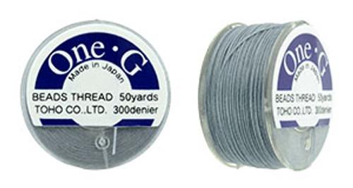 Grey One G Thread 50yd Spool