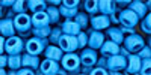 6/0 Cornflower Blue Toho Seed Beads (22 Grams) 06-43D