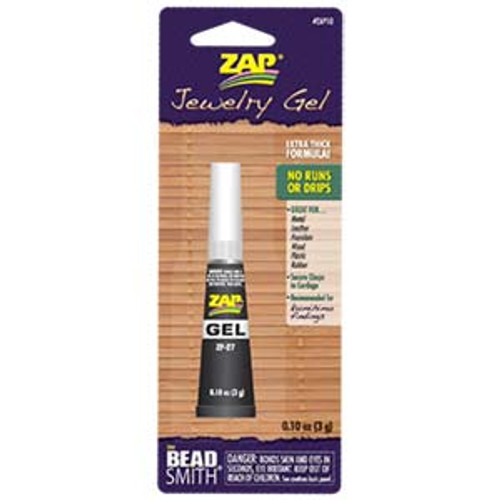 Zap a Gap Gel Glue .10oz