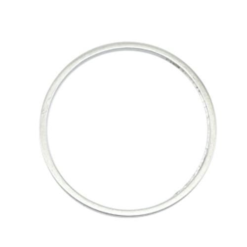 20mm Solid Rings Beadalon 22pk