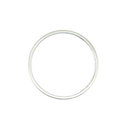 12mm Beadalon Solid Rings 42pc