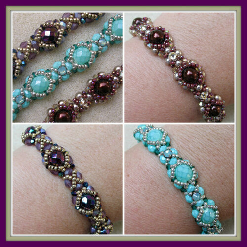 Halo Bracelet Tutorial - INSTANT DOWNLOAD