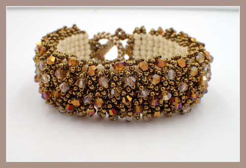 Magic Carpet Bracelet INSTANT DOWNLOAD Tutorial