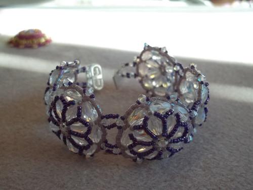 Beautiful Blossom Bracelet Tutorial
