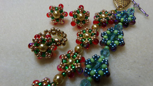 Star Light Star Bright Bracelet Tutorial