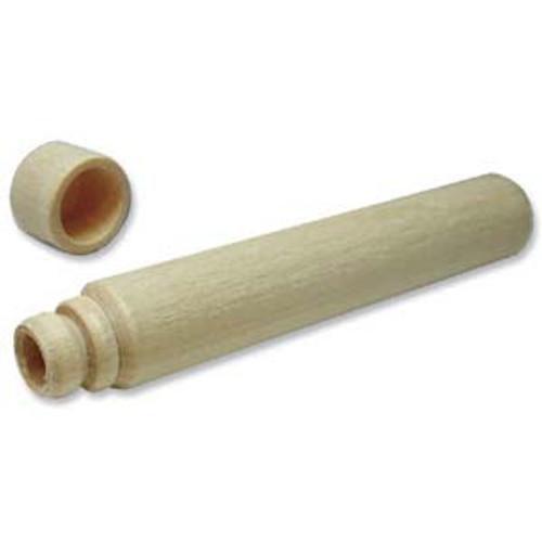 2pk Wooden Needle Case