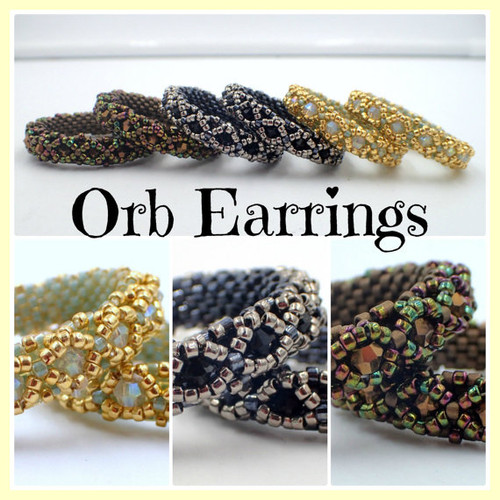Orb Earrings Tutorial