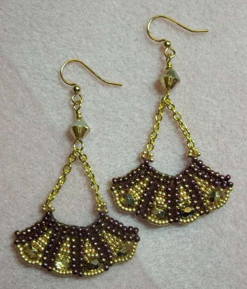 Fun Fiesta Earrings Tutorial