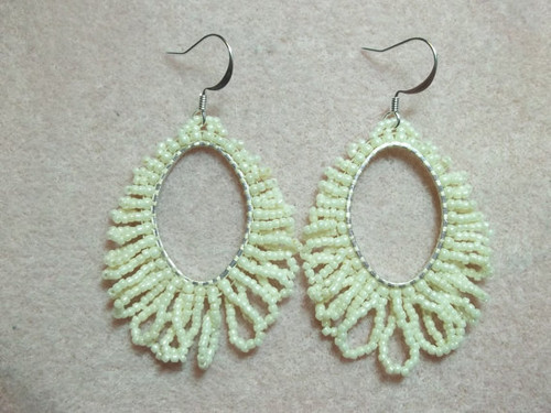Loopy Loop  Earrings Tutorial