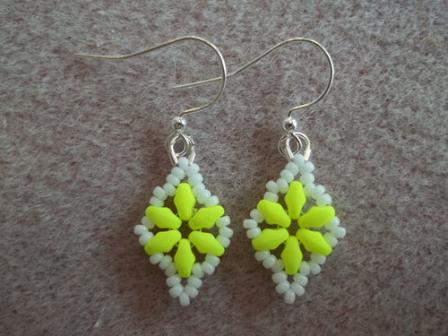 Dazzling Duo Earrings Tutorial