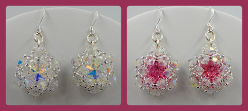 Bling in the New Year Earrings INSTANT DOWNLOAD Tutorial