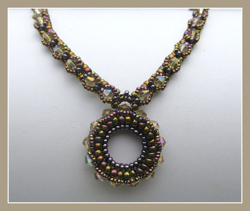 On the Rocks Necklace Tutorial