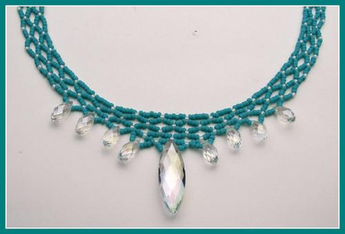 Delightful Drops Necklace Tutorial