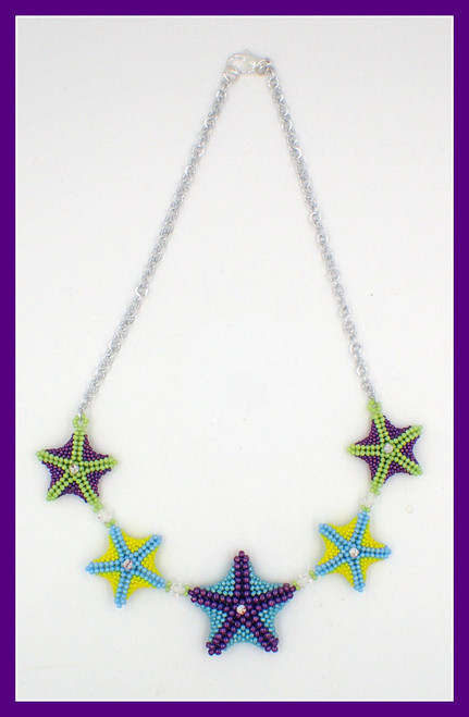 Starfish Necklace Tutorial