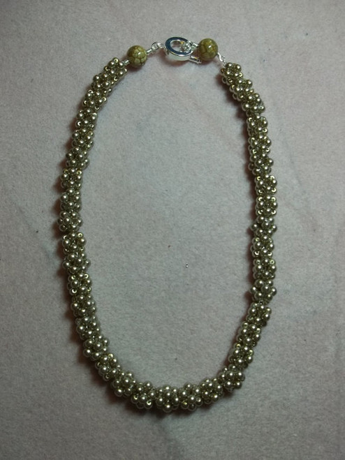 Get the Ball Rolling Necklace Tutorial