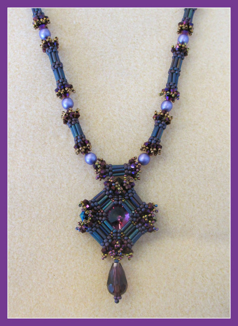 Carnival Necklace Tutorial