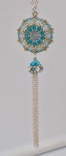 Turquoise Prismatic Pendant Kit