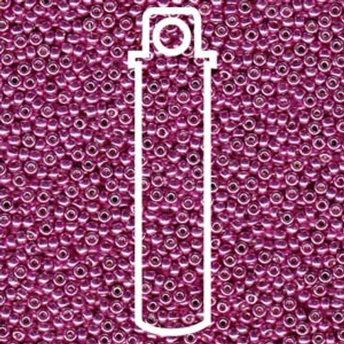 11/0 Duracoat Galvanized Hot Pink Miyuki Seed Beads