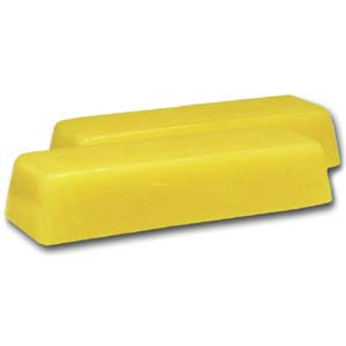 100% Raw Beeswax Bar - 1 Ounce
