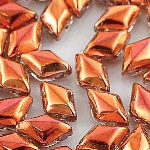 8 Grams 8x5mm Crystal Sunset Gemduo's