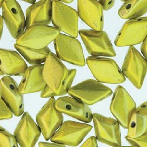 8 Grams 8x5mm Metalust Yellow Gold Gemduo's
