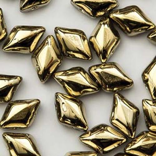 8 Grams 8x5mm Crystal Amber Gemduo