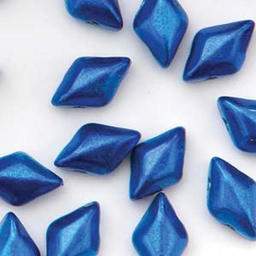 8 Grams 8x5mm Metalust Crown Blue Gemduo's