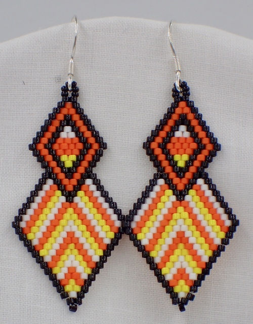 Candy Stripes Earring Kit