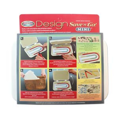 Save and Go Mini Bead Board