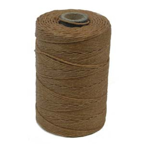 Butterscotch 4ply Irish Waxed Linen (10 Yards)